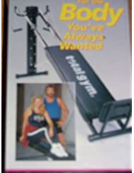TOTAL GYM For the Body you've Always Wanted VHS by Total Gym