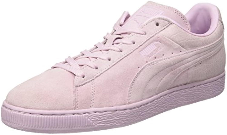 Puma Unisex Erwachsene Suede Classic Casual Emboss Sneaker