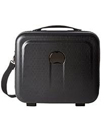 Delsey Helium Air Neceser de viaje - Beauty case 37 cm negro