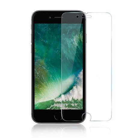 Plus Anti Explosion Premium Tempered Glass,9H Hardness,2.5D Curved Edge,Ultra Clear,Anti-Scratch,Bubble...