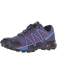 Salomon Speedcross 4 Cs W, Chaussures de Trail Femme, Vert