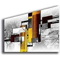 Amazon.it: quadri moderni giallo: Casa e cucina