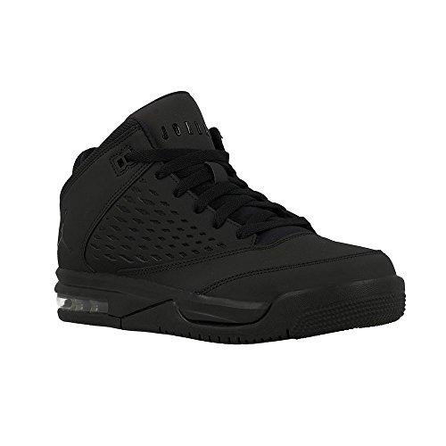 921201 010|Nike Air Jordan Flight Origin 4 (GS) Sneaker Schwarz|39 (Jordan Nike Air Flight)