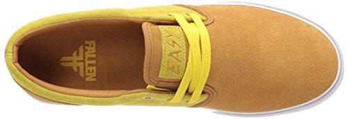 Fallen The Easy camel/dark yellow Schuhe Gelb