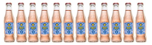 Indi & Co Strawberry Tonic, 12er Pack, EINWEG (12 x 200 ml)