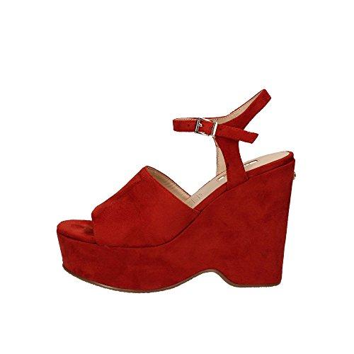 Guess Karla damen, synthetisch, high heel sandalette, 40 EU Guess High Heel Heels
