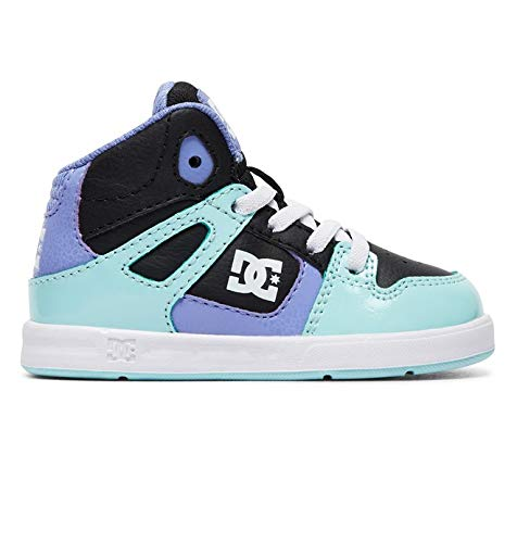 DC Shoes Rebound UL - Mid-Top Shoes - Mid-Tops - Kleinkinder (Baby-mädchen Shoes Dc Baby)