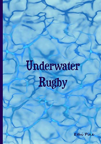 Underwater Rugby: Collectible Notebook