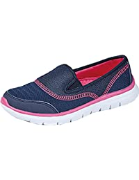 Women 's Go Walking Get Fit Trainers Sport Shoes Athletic Walk Shoes Sport Gym Dek