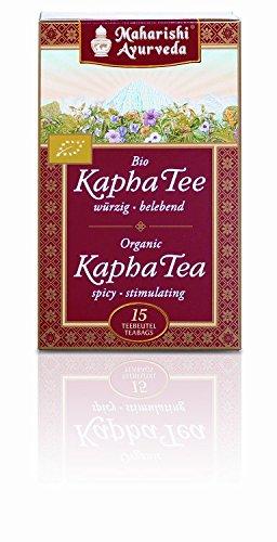 Maharishi Bio Kapha Tee, 1er Pack (15 x 1,2 g Teebeutel) - BIO