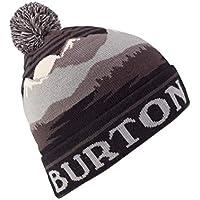 Burton Echo Lake Gorro, Otoño/Invierno, Niños, Color Night, Tamaño Talla única