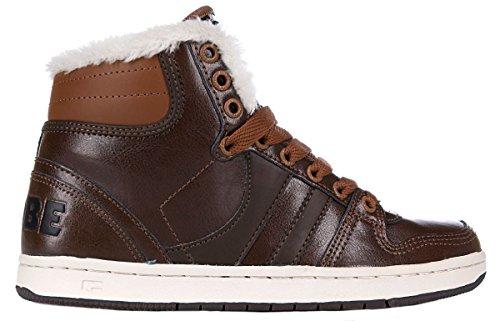 Globe Destroyer Skater Schuhe Sneaker Brown Choco Fur Brown Choco Fur
