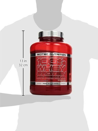 Scitec Nutrition Whey Protein Professional, Chocolate, 1er Pack (1 x 2,35 kg) - 6