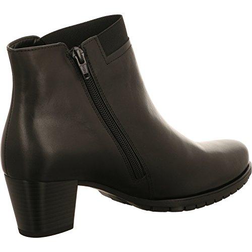 Gabor Damen Comfort Basic Stiefel Schwarz