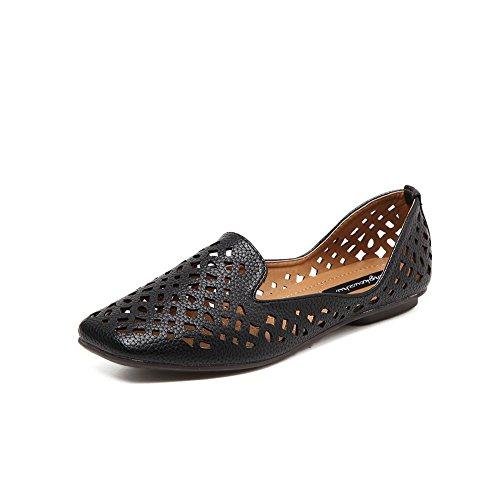 A & Ndiug00063 - Chaussures Fermées Pour Femme Noire