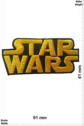 Parches   Starwars   Gold  Movie   Star