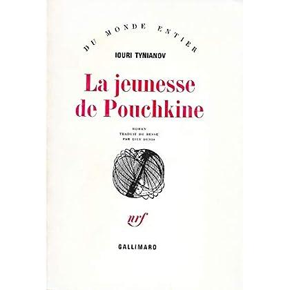 La jeunesse de Pouchkine