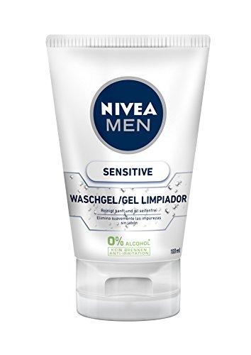 Nivea Men Sensitive Gel Limpiador - 100...