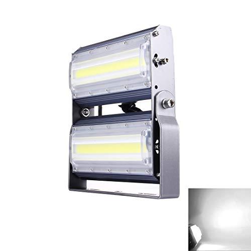 WandaElite Überlegene Qualität 100W 10000LM Leben-wasserdichte lineare Flutlicht-Lampe des Aluminiumgehäuse-PFEILER-LED, Wechselstrom 100-240V Umweltschutz und Energieeinsparung -