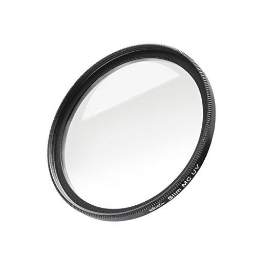 Walimex Pro UV-Filter Slim MC 95mm schwarz (95mm Uv Filter)