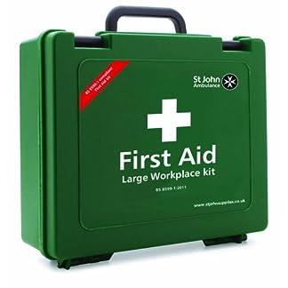 St John Ambulance Standard Workplace Compliant Kit Small 3