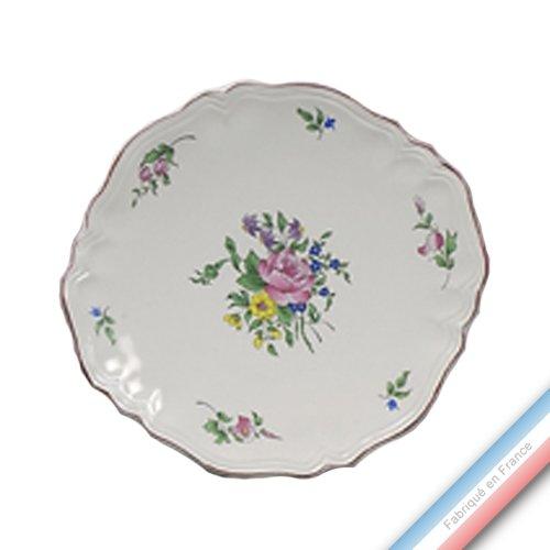 Collection REVERBERE table - Plat gâteau - Diam 29 cm - Lot de 1