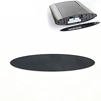 Haodasi Black Hard Drive HDD Slot Door Cover Case Shell for PS3 Slim 4000 Console from Haodasi Electronics Co., Ltd.