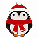 1 x Pinguin Form Weihnachten Metall Blechdose/Vorratsdose Keksdose/Chocolate Box