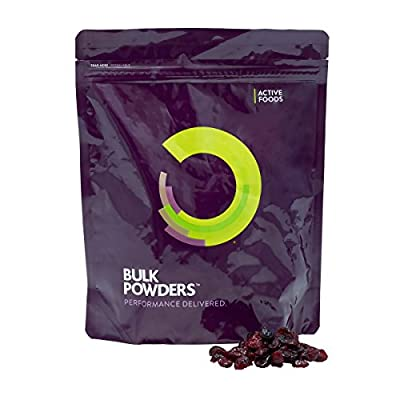 Dried Cranberries 500g by BULK POWDERS