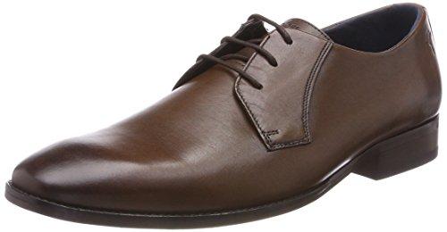 Joop Philemon Lfu 1, Chaussures À Lacets Derby Man Marron (marron Foncé)