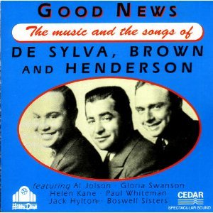 good-newsmusic-of-de-sylva-brown-us-import