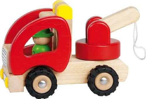 Goki - 2041275 - Figurine Transport Et Circulation - Dépanneuse