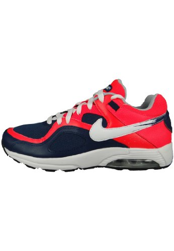Nike Sneaker Nike Air Max Go Strong Essential 631718 Laser Crimson White Midnight Navy Wolf Grey Lila Multicolore
