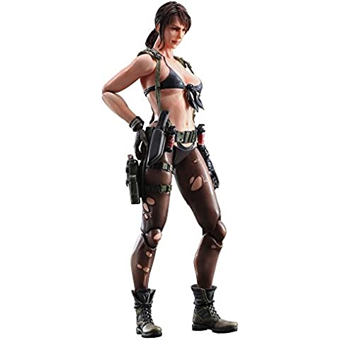 Figura Play Arts Kai Metal Gear Solid - Quiet 26cm