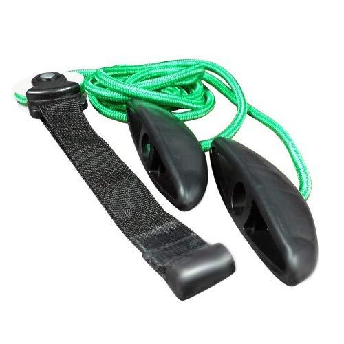 Physiotherapystore Set épaule avec corde et poulie pour maintenir l'amplitude des mouvements