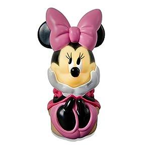 Minnie Maus- Minnie Mouse - Linterna y luz de Noche y Mejor compañía de GoGlow, Color Rosa (Worlds Apart 279MOE)