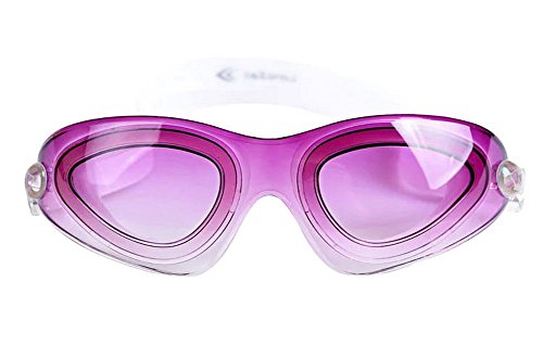 Universal-HD UV Water Fog Schwimmbrille 2 --- Lila