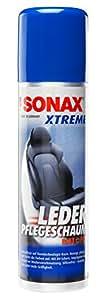 SONAX 289100 XTREME LederPflegeSchaum NanoPro, 250ml