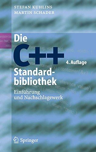 Die C++-Standardbibliothek: Einführung und Nachschlagewerk (Template-programmierung C)