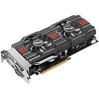Asus GeForce GTX660 DirectCU II OC Grafikkarte (PCI-e 3.0, 2GB GDDR5 Speicher, DVI, HDMI, VGA 1 GPU, DisplayPort)