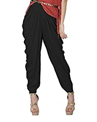 Black-Ladies Dhoti