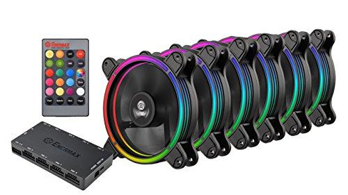 Enermax T.B. RGB uctbrgb12-bp6Ventilador para PC