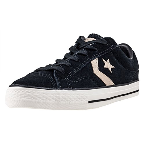 Basket, color Noir , marca CONVERSE, modelo Basket CONVERSE STAR PLAYER OX Noir