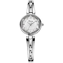 wishar Kimio Uhren Legierung Lady Uhren Fashion Einfache und elegante weiblich Dance Armband Armbanduhr