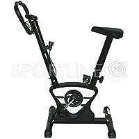 Preisvergleich für Fitnessbike Haimtrainer Fitnessrad Fahrrad Fitnessgerät Handpuls-Sensoren W7208 (weiß)