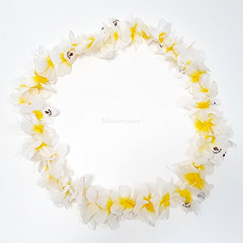 malibu-blumenkette-hawaiikette-wei-gelb