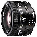 Nikon AF Nikkor 50mm F/1.4D Prime Lens for Nikon DSLR Camera