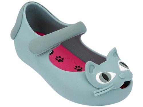 Melissa Mini Melissa Ultragirl Ii Sp, Chaussures Bébé marche bébé fille bleu ciel