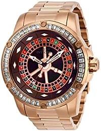 Invicta Specialty Reloj de Hombre automático Correa y Caja de Acero 28714 e09d9a33dfce