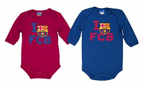 FC Barcelona-Bodies Barça, Mehrfarbig 18 Monate